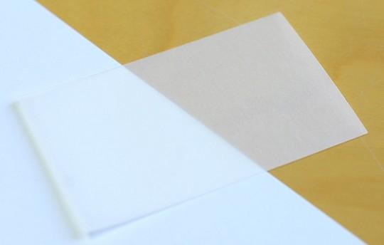 Transparentpapier Zanders T2000