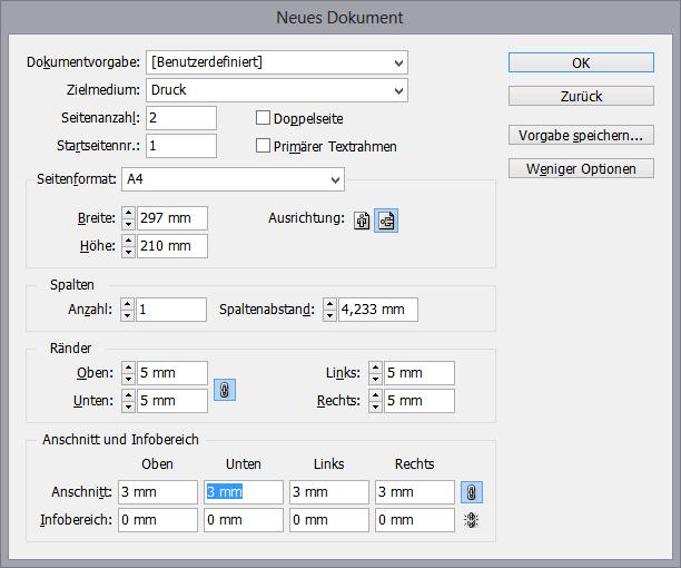 In 3 Schritten Perfekte Druckdaten Erstellen Indesign
