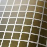 Gold Farbewertebuch Mischung mit Schwarz