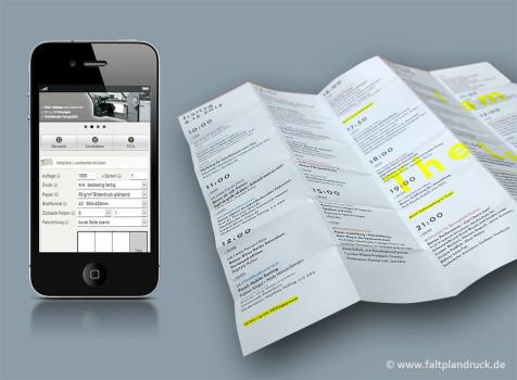 Online Druckerei für Faltpläne und Landkarten